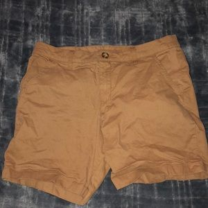 "Chubbies 7"" flat front stretch shorts 32"